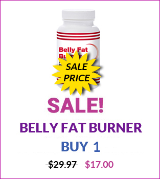 40% off Belly Fat Burner