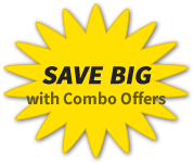SAVE BIG with Combo Offers